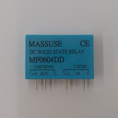 DC - DC or AC - DC Solid State Relay - Massuse Electric Ltd
